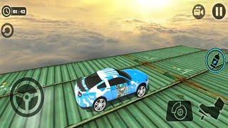 Extreme Impossible Stunt Car Tracks : Master - Android GamePlay - Car Stunt Games Android #7