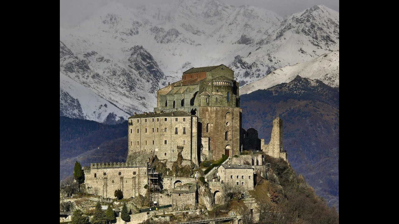 VID22 Sacra di San Michele Torino Val di Susa INTEGRALE