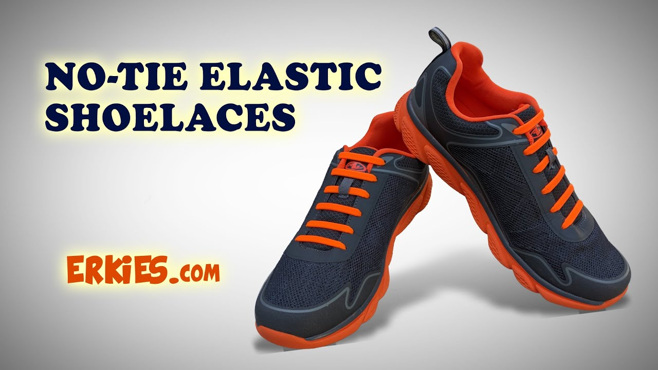 Youtube Elastic Shoe Laces