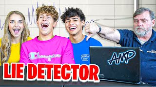 Lie Detector Test on Lexi Rivera & Andrew Davila!!