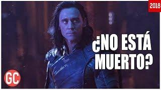 ¿Esta Teoría Demuestra Que Loki Fingió Su Muerte En Avengers: Infinity War?