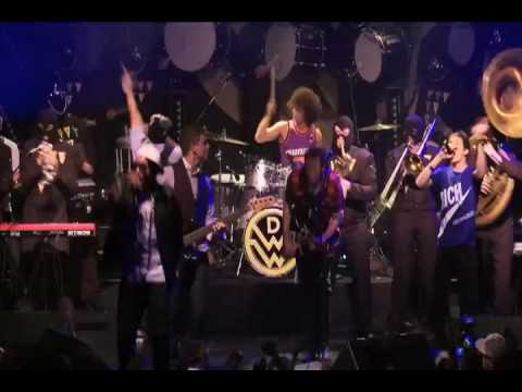 Down With Webster Live @ The Phoenix: Intro / Time To Win / Rich Girl$