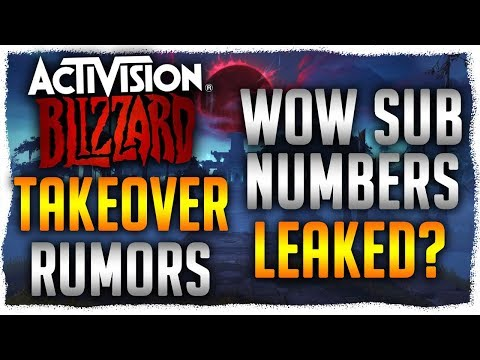 "Blizzard WOES Continue | Sub Number Losses ""Leaked"" 