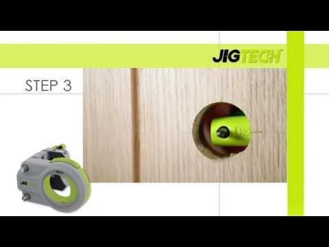 Dale Hardware Launch New Standard In Door Hardware Installation: Jigtech