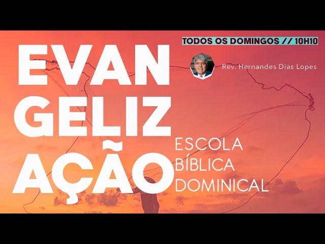 Escola Bíblica Dominical -