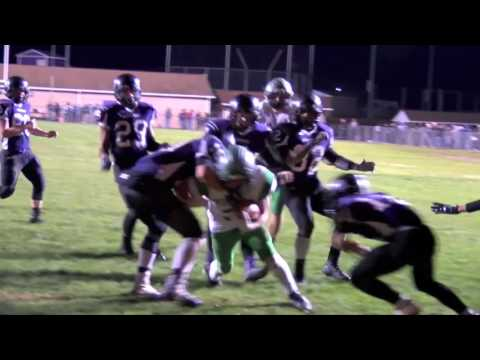 2016 AA Football Playoffs - Winfield at James Monroe 11/11/16