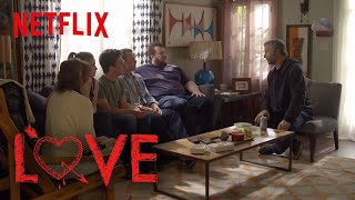 Love | Behind the Scenes: 20 Year Pickup | Netflix