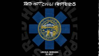 Red Hot Chili Peppers - The Getaway [LIVE Lincoln, NE - 20/1/2017]