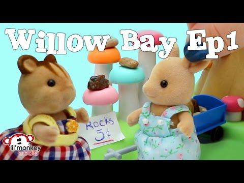 Willow Bay Ep 1 Emma's 1st Job!