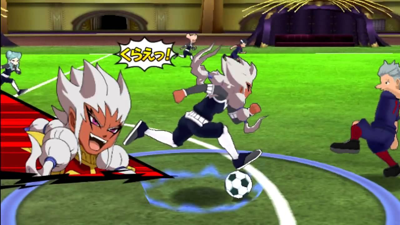 Download Inazuma Eleven Go Strikers 2013 Wii Iso English