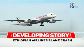 Ethiopian Airlines plane from Addis Ababa to Nairobi crashes, 157 feared dead