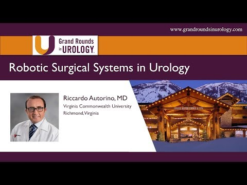 Robotic Surgical Systems in Urology