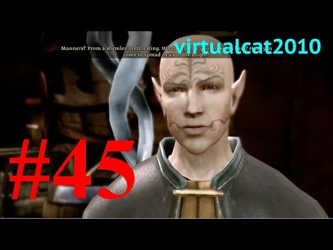 [45] Dragon Age: Origins HD - Nature of the Beast (Human Mage Walkthrough, Ultimate Edition)
