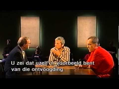 Nachtwacht met Pierre Carette (CCC) en Wilfried Martens (2003)