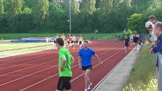 800m men A race British Milers Club Grand Prix Watford 26052018