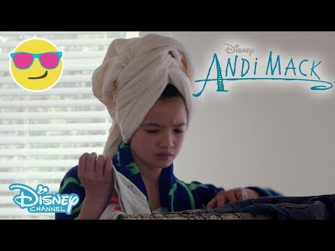 Andi Mack  SNEAK PEEK: Episode 10 First 5 Minutes   Disney Channel UK