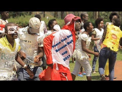 Peace One Day Boneza Ball Cup 2017, By Jonas Ngirinshuti at EAV Ntendezi