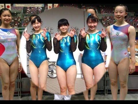 体操競技の妖精たち2 Women's gymnast is a fairy