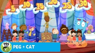peg cat   i do what i can   pbs kids