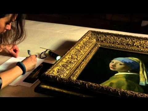 Фильмы-выставки: Девушка с жемчужной серёжкой