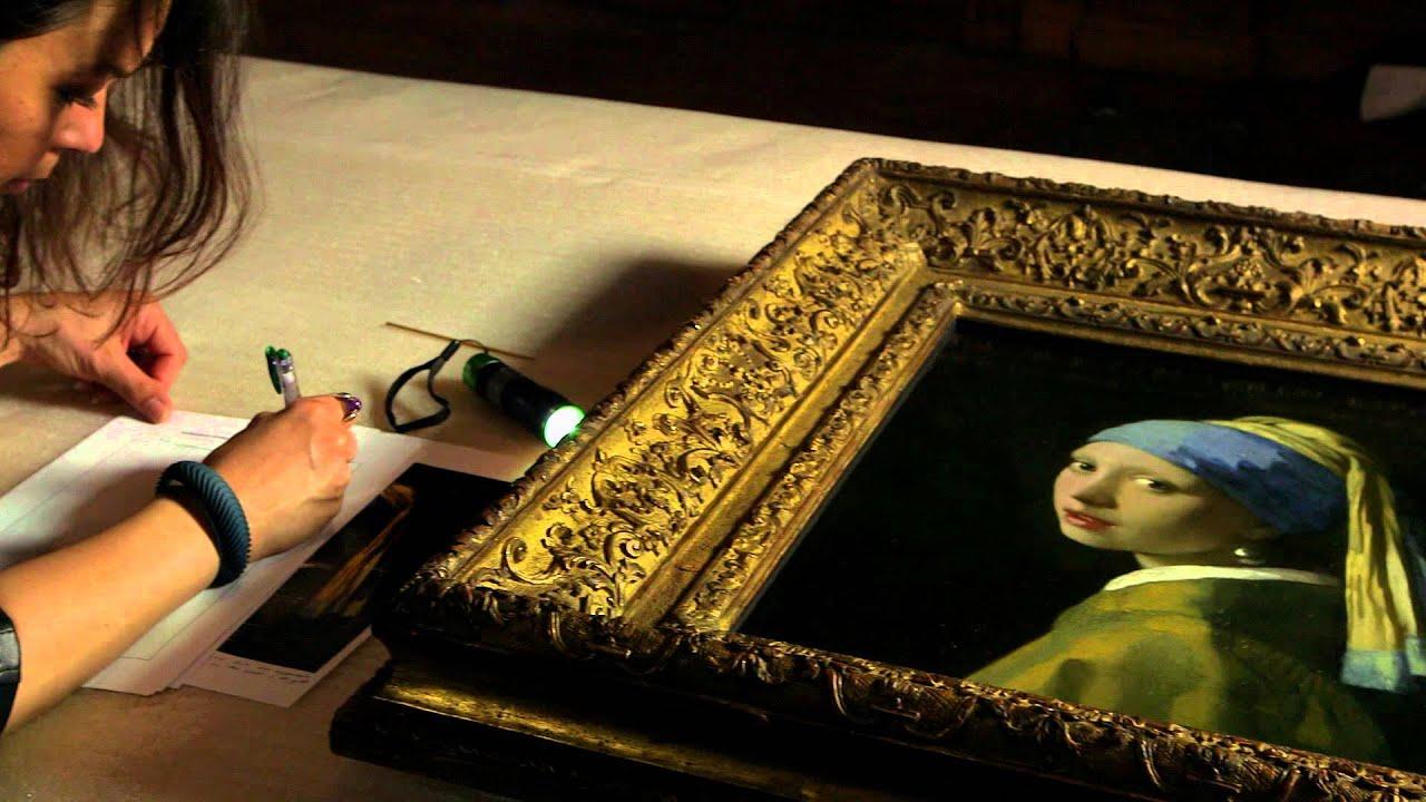 Фильмы-выставки: Девушка с жемчужной серёжкой - YouTube