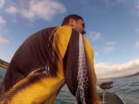 Largada Torneio Nova Ponte  - BRK FISHIING