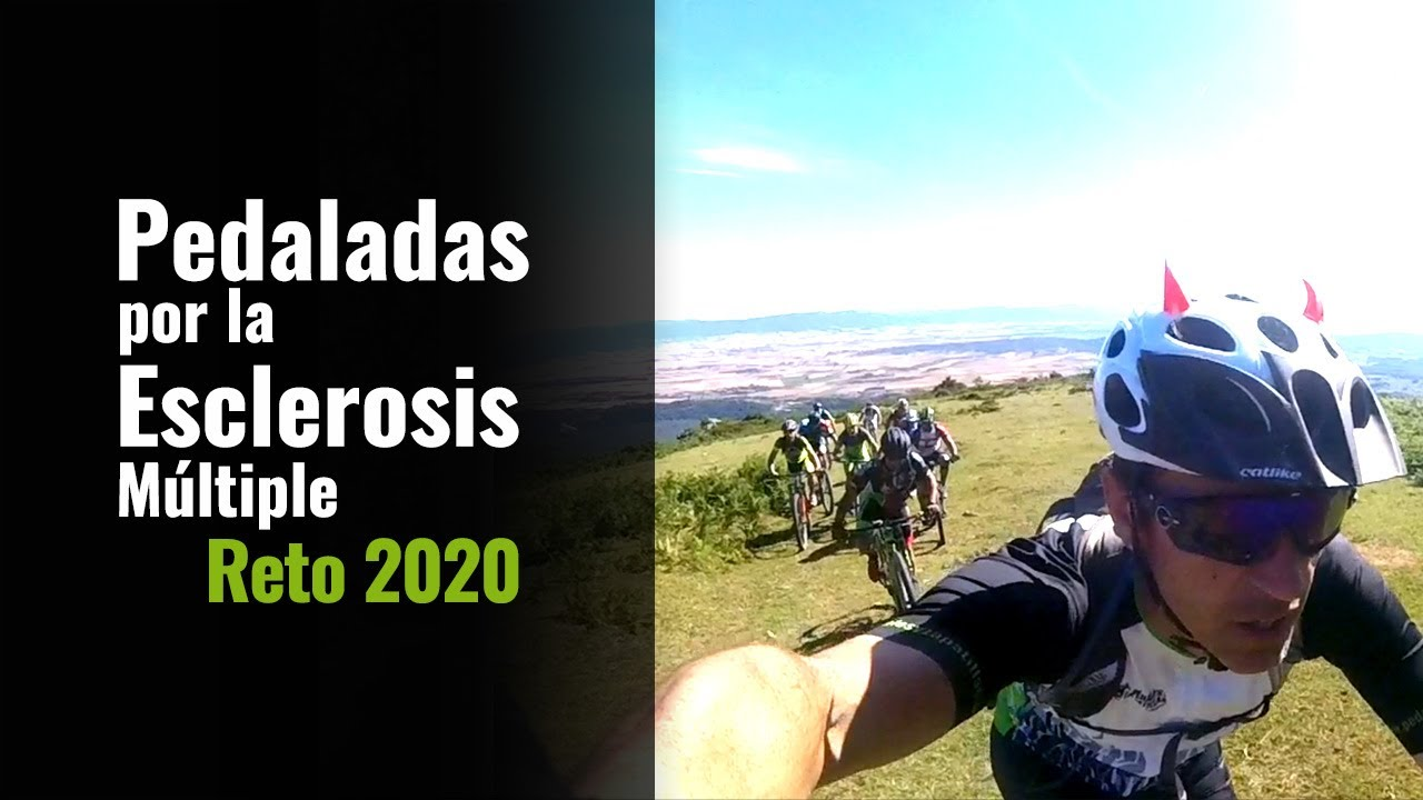 👿 Pedaladas por la Esclerosis Múltiple | Reto 2020 👿