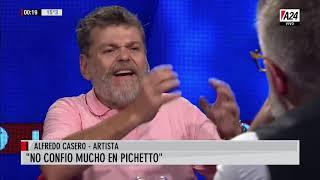 Alfredo Casero: El kirchnerismo es el choreo y el manejo de los pobres YouTube Videos