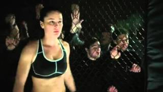 MMA Girl fight Scene