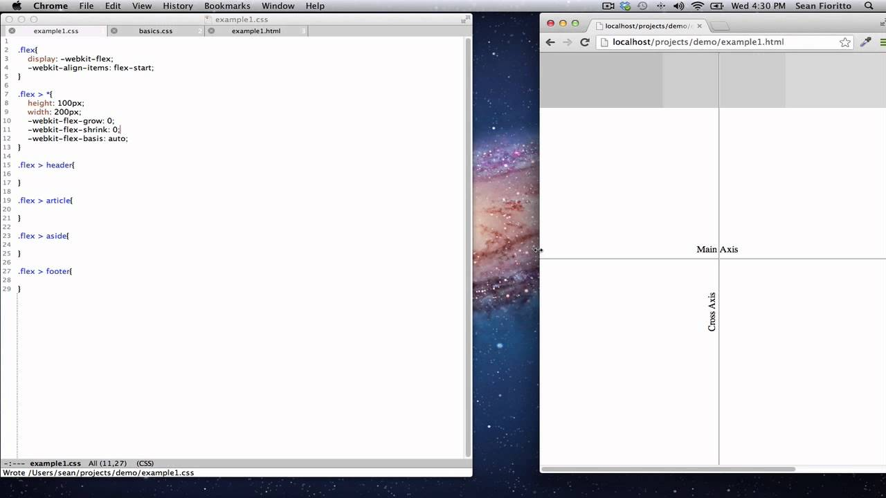 Mastering CSS Layout with Flexbox