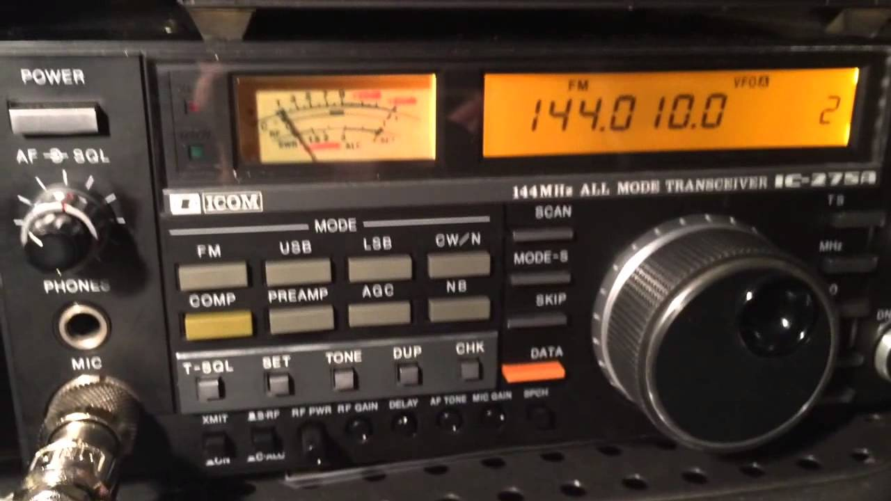 RFC 2-417 VHF Amplifier - N6PET - My Ham Radio Journal
