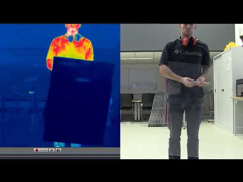 Thermal Camera Experiments - Thermal Imaging