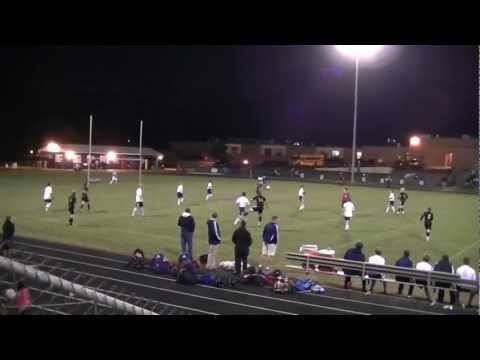 South Carroll High School vs. Francis Scott Key High School Boys Varsity (10-09-12) Part 3b