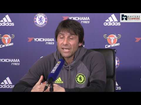 Conte: Hazard not for sale at any price
