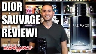 Christian Dior Sauvage Fragrance / Cologne Review