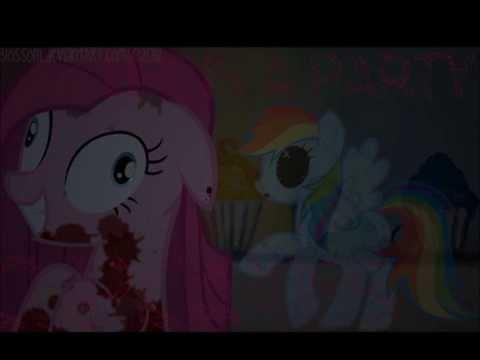 """(CREEPYPASTA WORLD) Pinkie Pie """"Cupcakes"""" Demon Girl ..."""