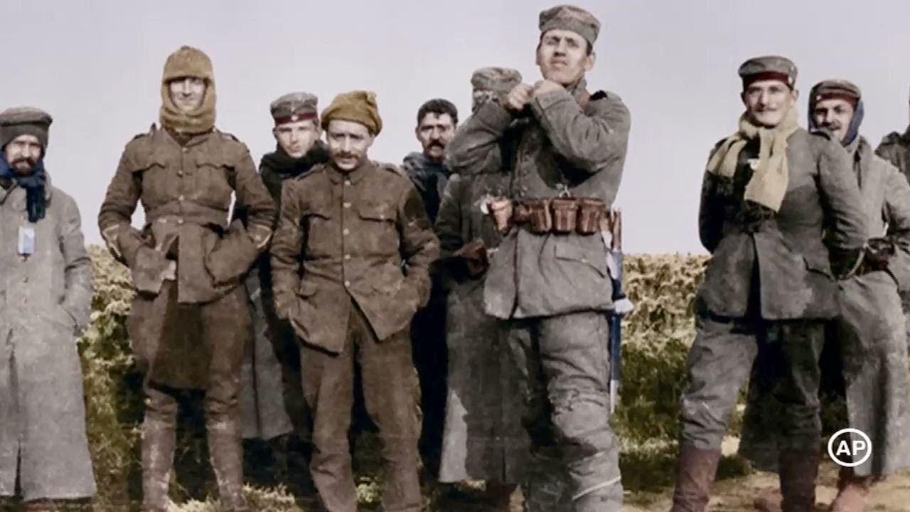 Apocalipsa: Primul Război Mondial, la TVR1