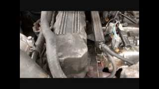 Jeep Grand Cherokee Step by Step Engine Swap Part 2 guide