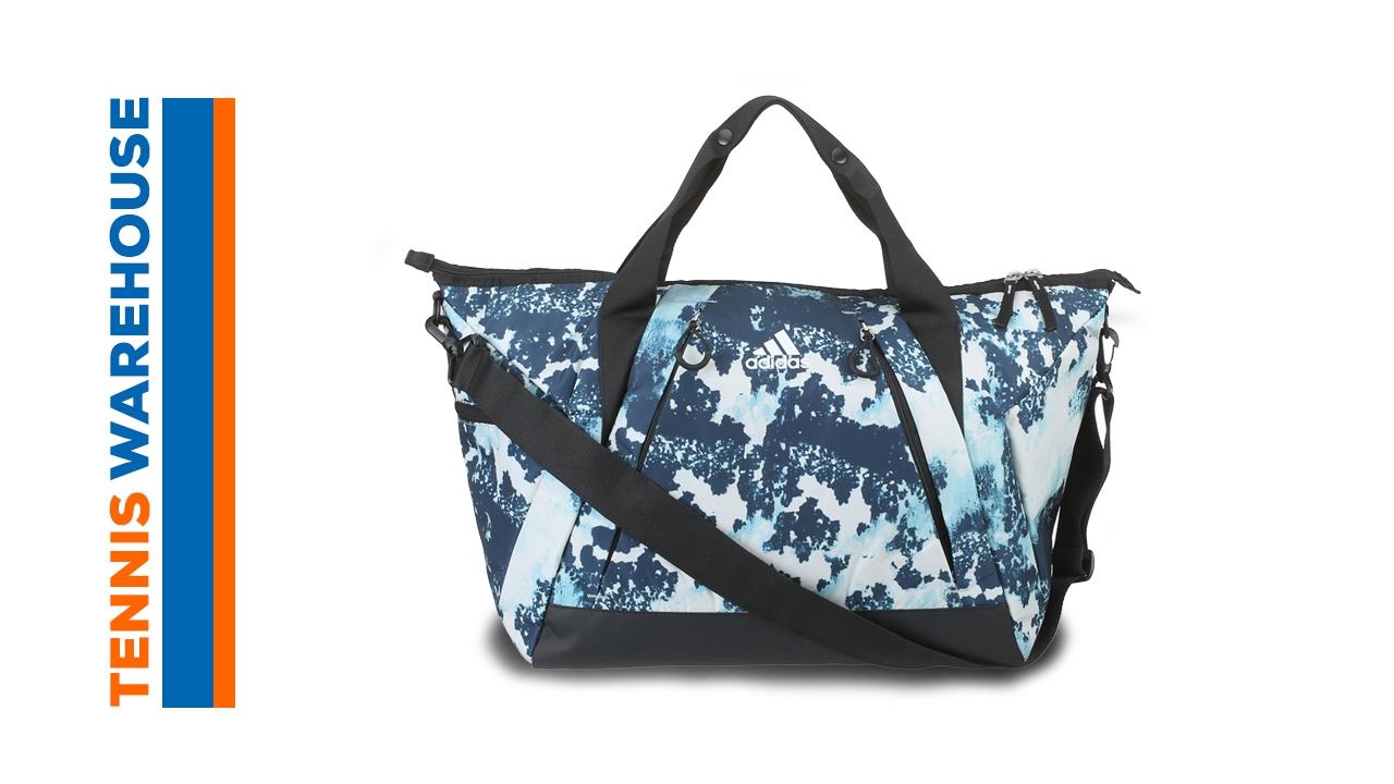 3a18a78a74c46a adidas Studio II Duffel Bag - YouTube