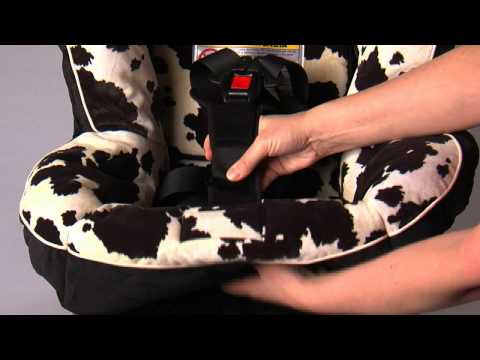 BRITAX G4 Convertible Car Seats: Removing the Harness