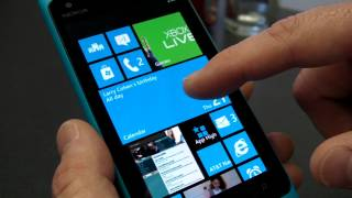 Windows Phone 7.8: Start Screen Walk-through
