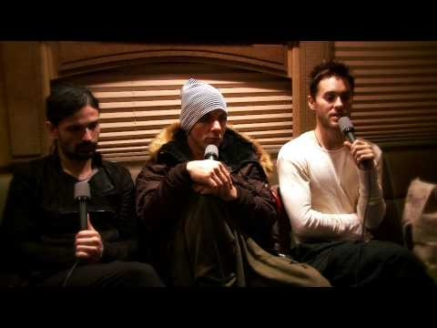 30 Seconds To Mars - Kings & Queens - Interview
