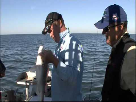 Reel Time Fishing Charters and Jason Kennedy Fishin Trip a Blast from the Past !