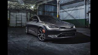 Chrysler 200, Test-Drive, крайслер 200, O.G.Drive.