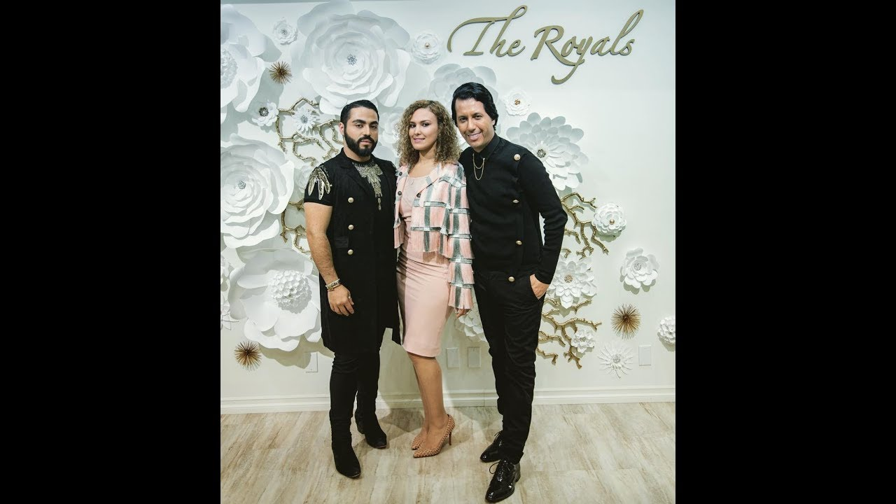 The Royals Hicham Benslimane   Fay Riviere - Interview with Simo BB ... 75b10ca122
