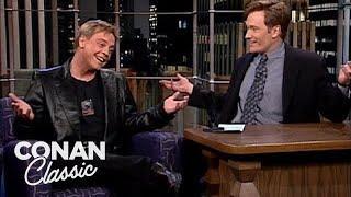 "Mark Hamill's ""Star Wars"" Impressions - ""Late Night With Conan O'Brien"""