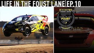 Life in the Foust Lane - Episode 210 SEMA+RALLYCROSS