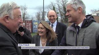 Yvelines | Politique : Les Républicains poursuivent leur reconstruction dans les Yvelines