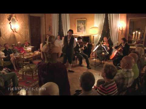 Venice, Italy: Musica A Palazzo And St. Mark's Square