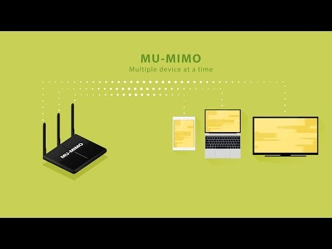 TP-Link Wi-Fi Routers | What is MU-MIMO Technology?